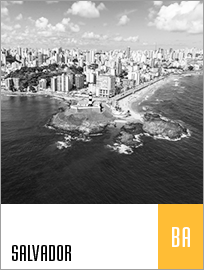 HBR in Salvador, Bahia